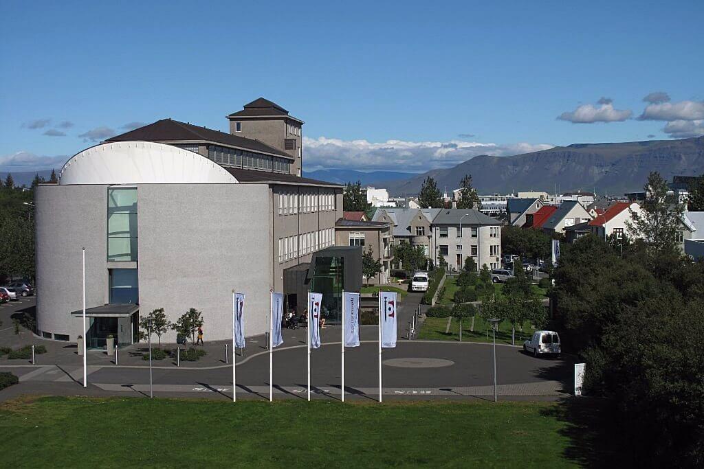 Национальный музей Исландии.