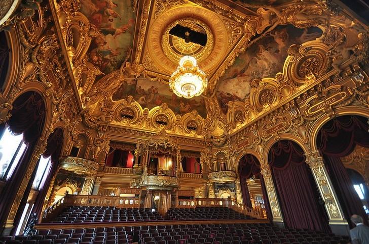 Оперный театр Монте-Карло