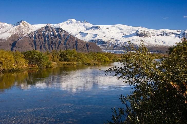 Национальный парк Скафтафетль