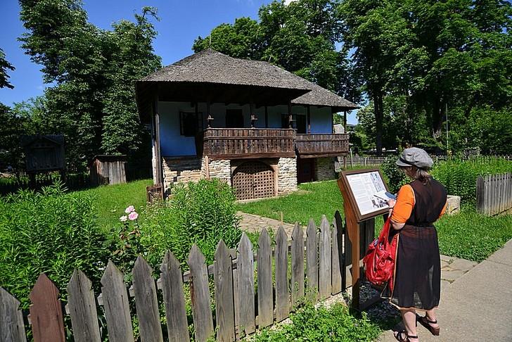Деревенский музей в Бухаресте