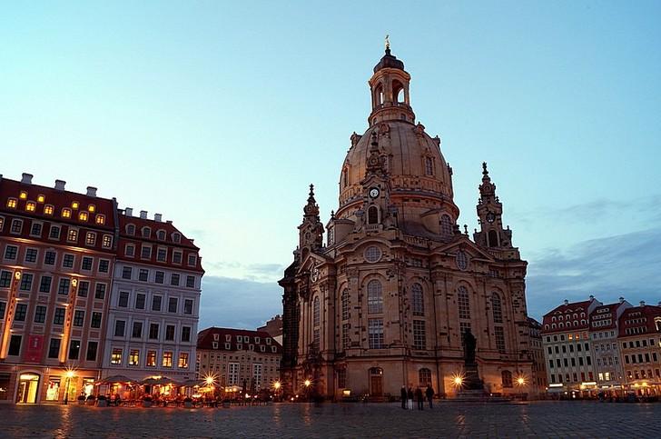 Фрауэнкирхе (Дрезден)