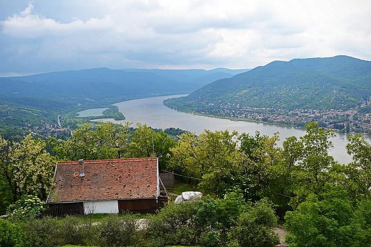 Излучина Дуная (Вишеград)