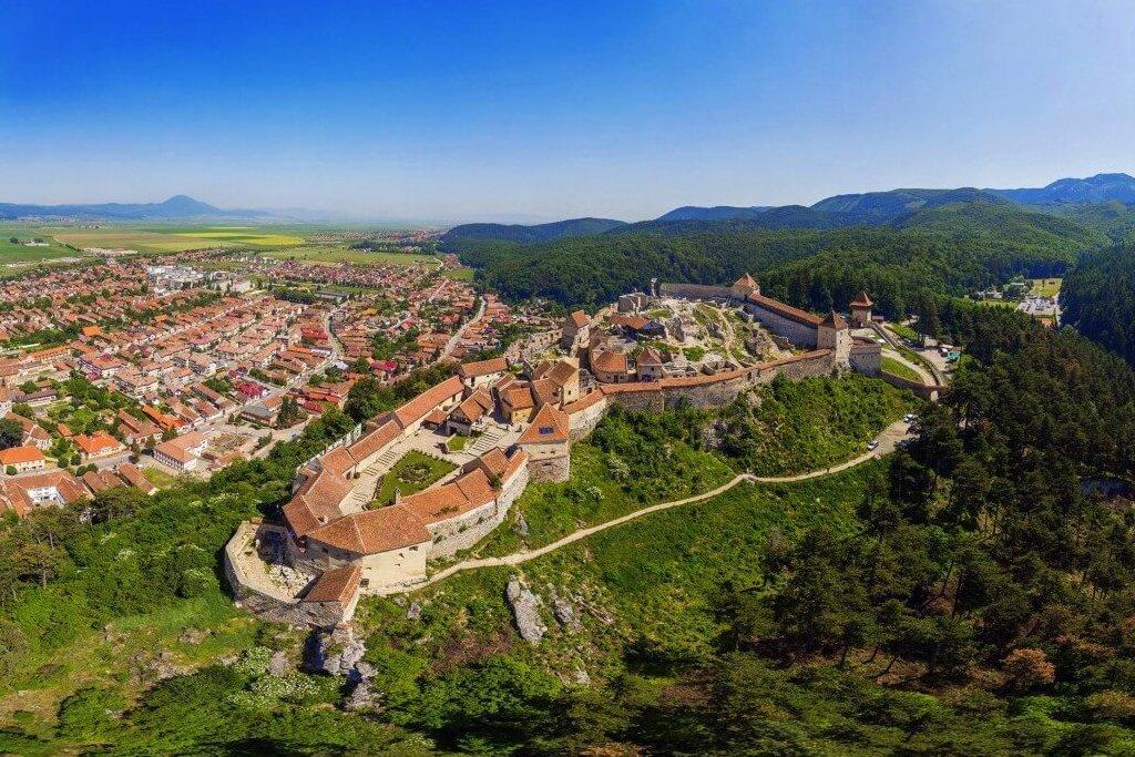 Крепость Рышнов.