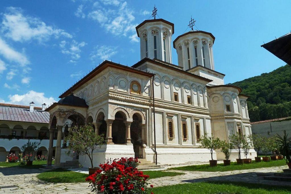 Монастырь Хорезу.