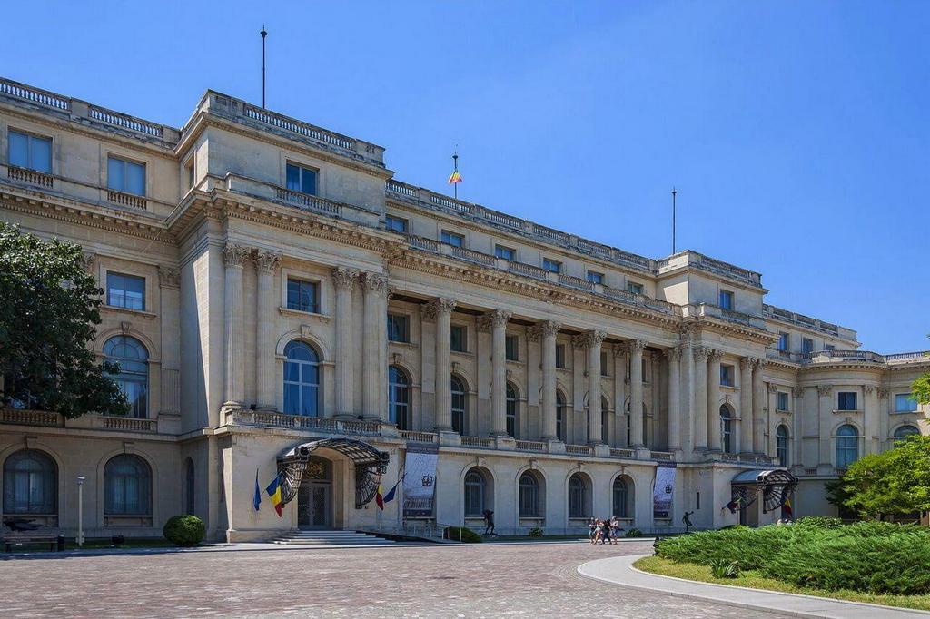 Национальный музей искусств Румынии.