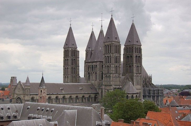 Кафедральный собор Нотр-Дам (Турне)