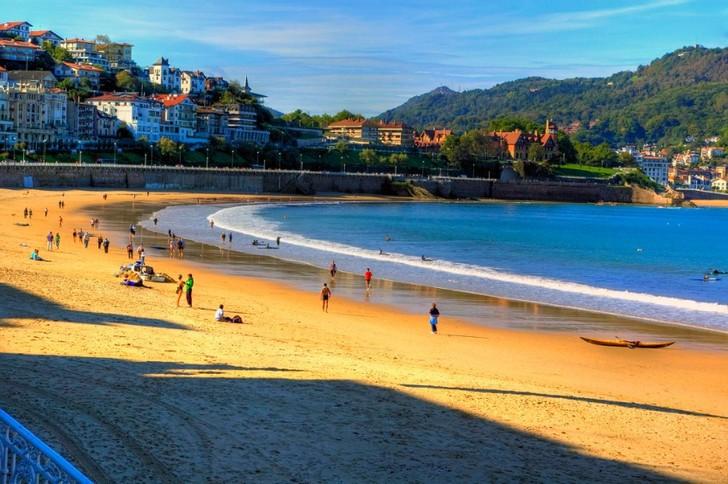 Пляж Ла-Конча