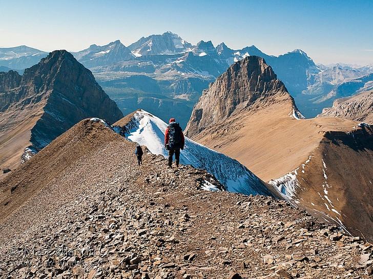 Скалистые горы