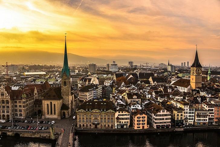 Старый город (Цюрих)