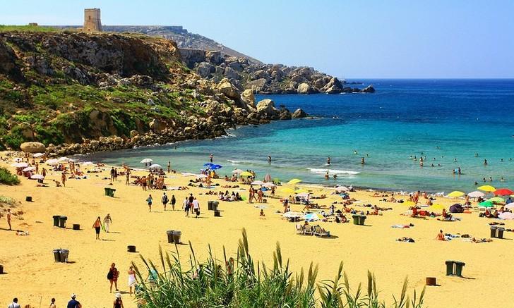 Пляж Голден Бей