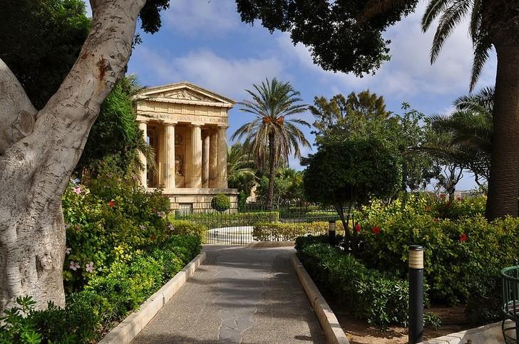 Нижние сады Баракка