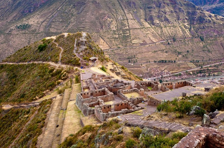 Древний город Писак