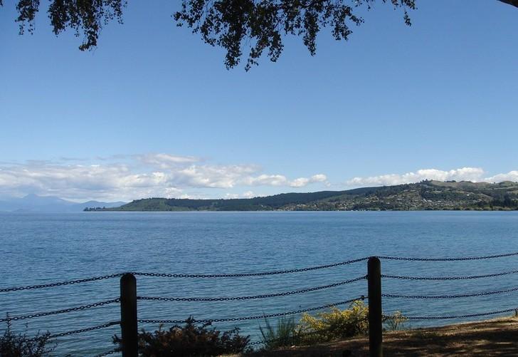 Озеро Таупо