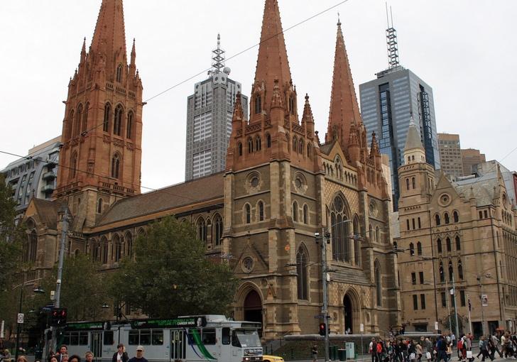 Собор Святого Павла в Мельбурне