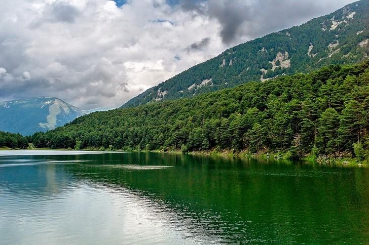 Озеро Эгноластерс