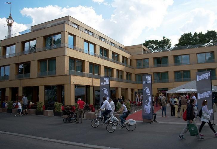 Музей ABBA.