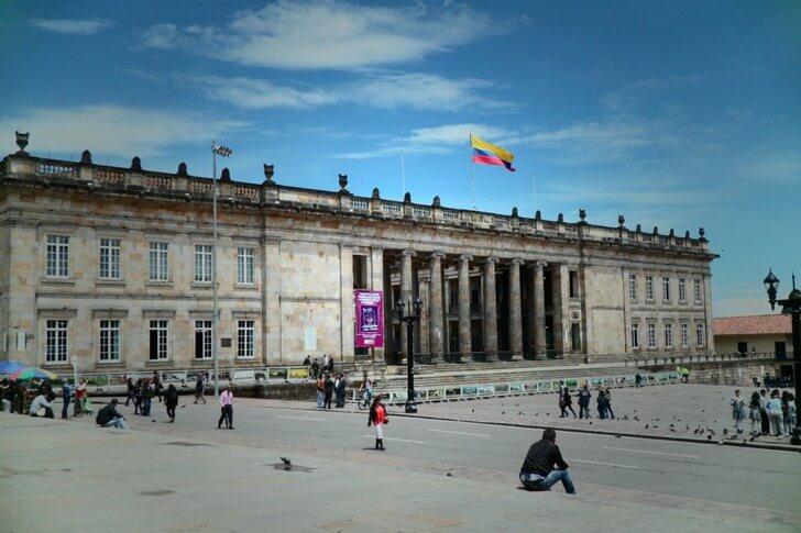 bogota-national-capitol