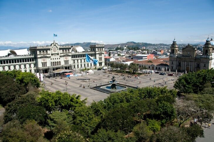 plaza-central-guatemala-city