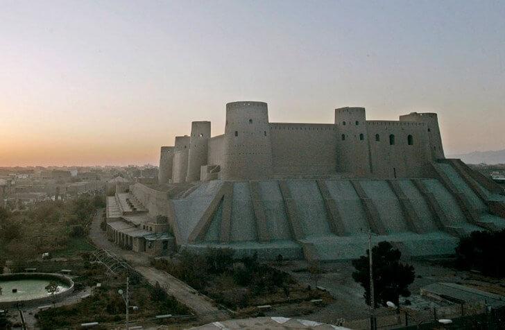 herat-citadel