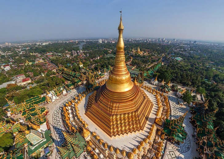pagoda-shwedagon