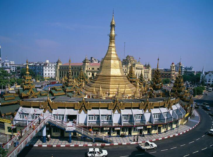 pagoda-sule