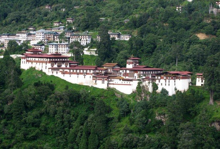 tongsa-dzong
