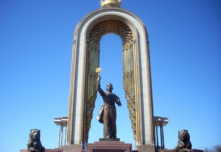 monument-samani