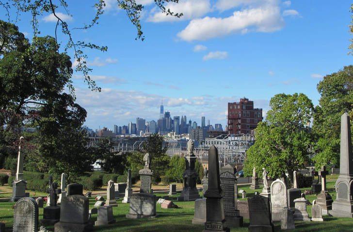 Кладбище Грин-Вуд.
