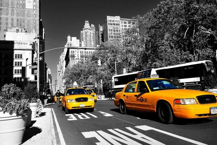 taksi-nyu-jorka