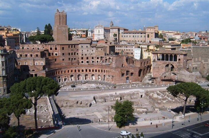 forum-trayana