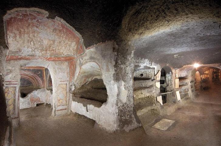 katakomby-rima