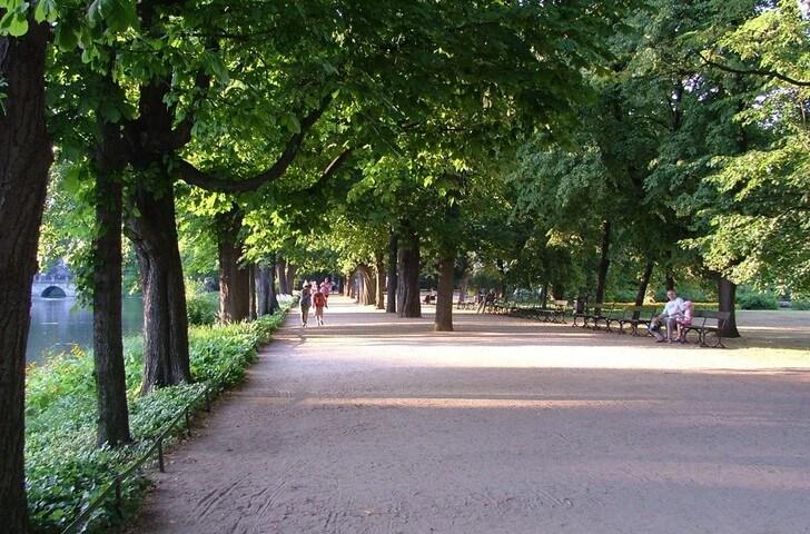 park-lazenki-warszawa