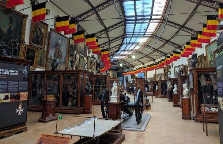 belgijskij-muzej-korolevskoj-armii-i-voennoj-istorii