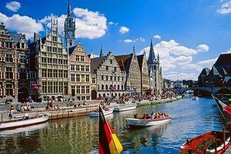 Гент Бельгия достопримечательности города как добраться