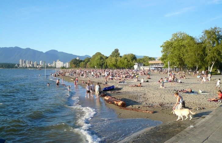 kitsilano-beach