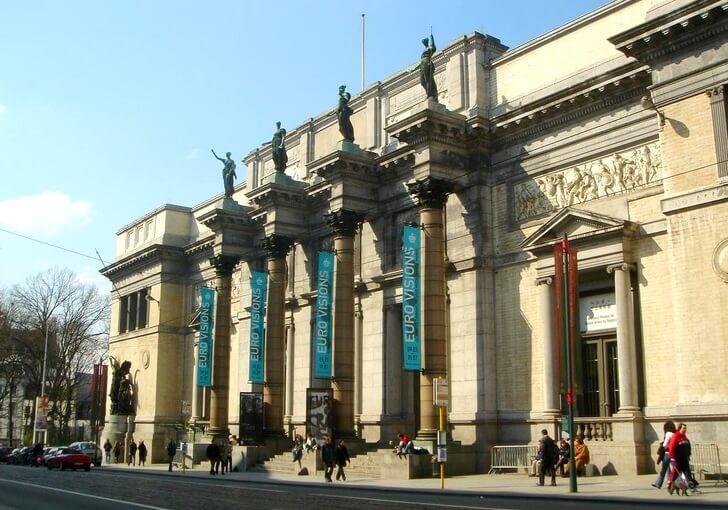 развратниц королевский музей изящных искусств брюссель гостях пары Модели