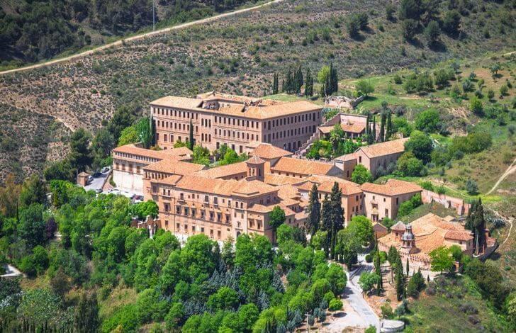 Гранада Гранада, Испания abbatstvo sakromonte