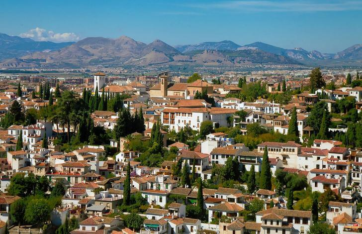 Гранада Гранада, Испания albayzin