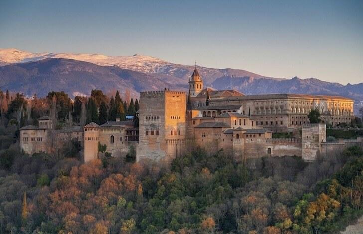 Гранада Гранада, Испания alhambra