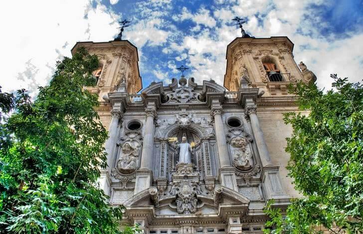 Гранада Гранада, Испания basilica de san juan de dios