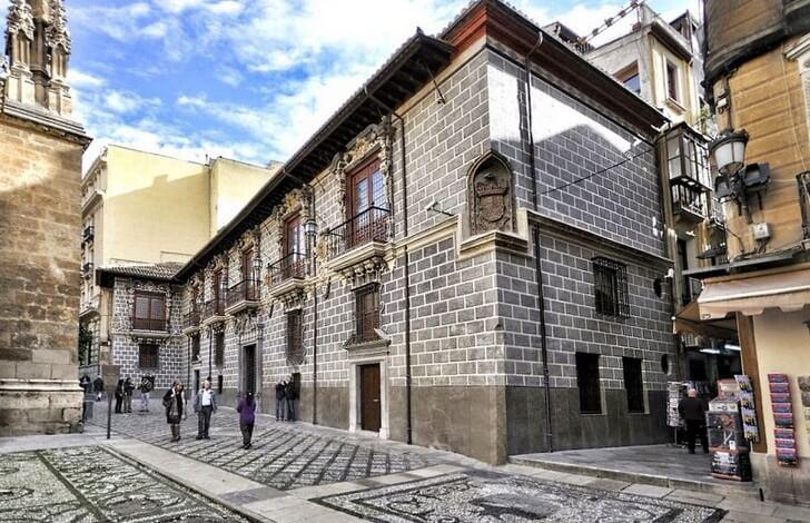 Гранада Гранада, Испания granadskoe medrese