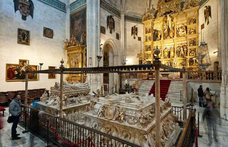 Гранада Гранада, Испания korolevskaya kapella
