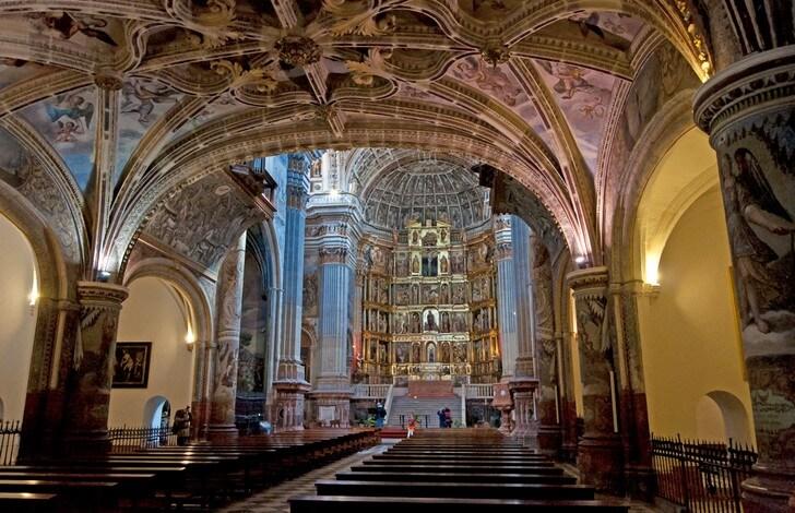 Гранада Гранада, Испания monastyr svyatogo ieronima