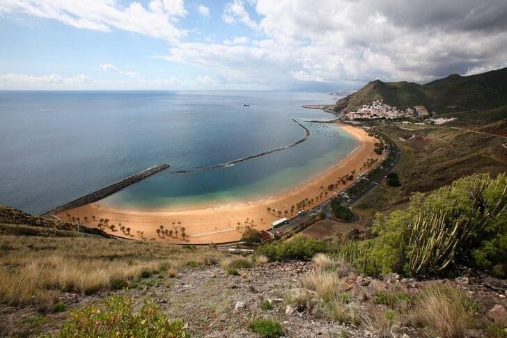 Island in Kostaraynera Tenerife