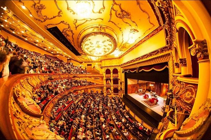 Театр Сент-Джеймс.