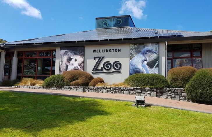 Зоопарк Веллингтона.