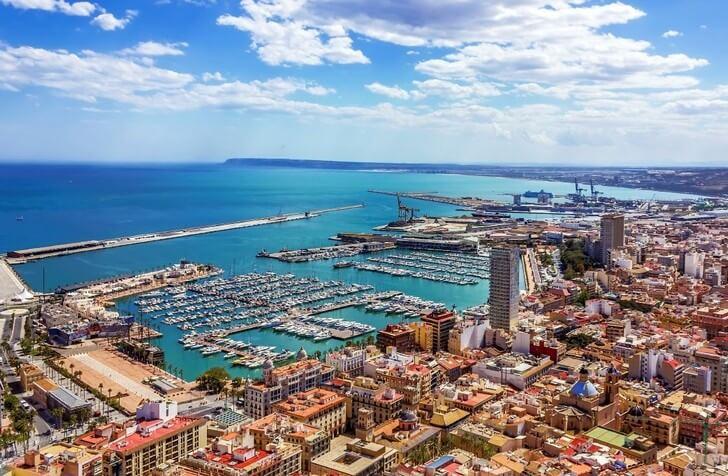 Недвижимость испании аликанте